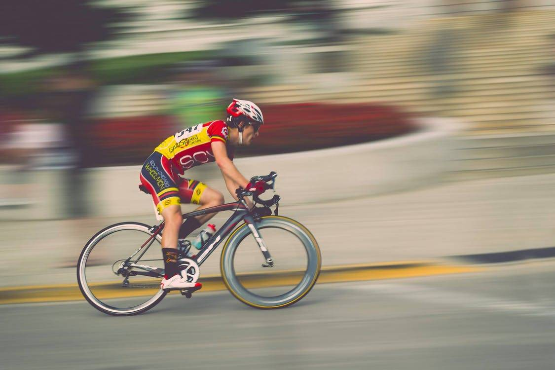 Спорт на велосипедах как называется?