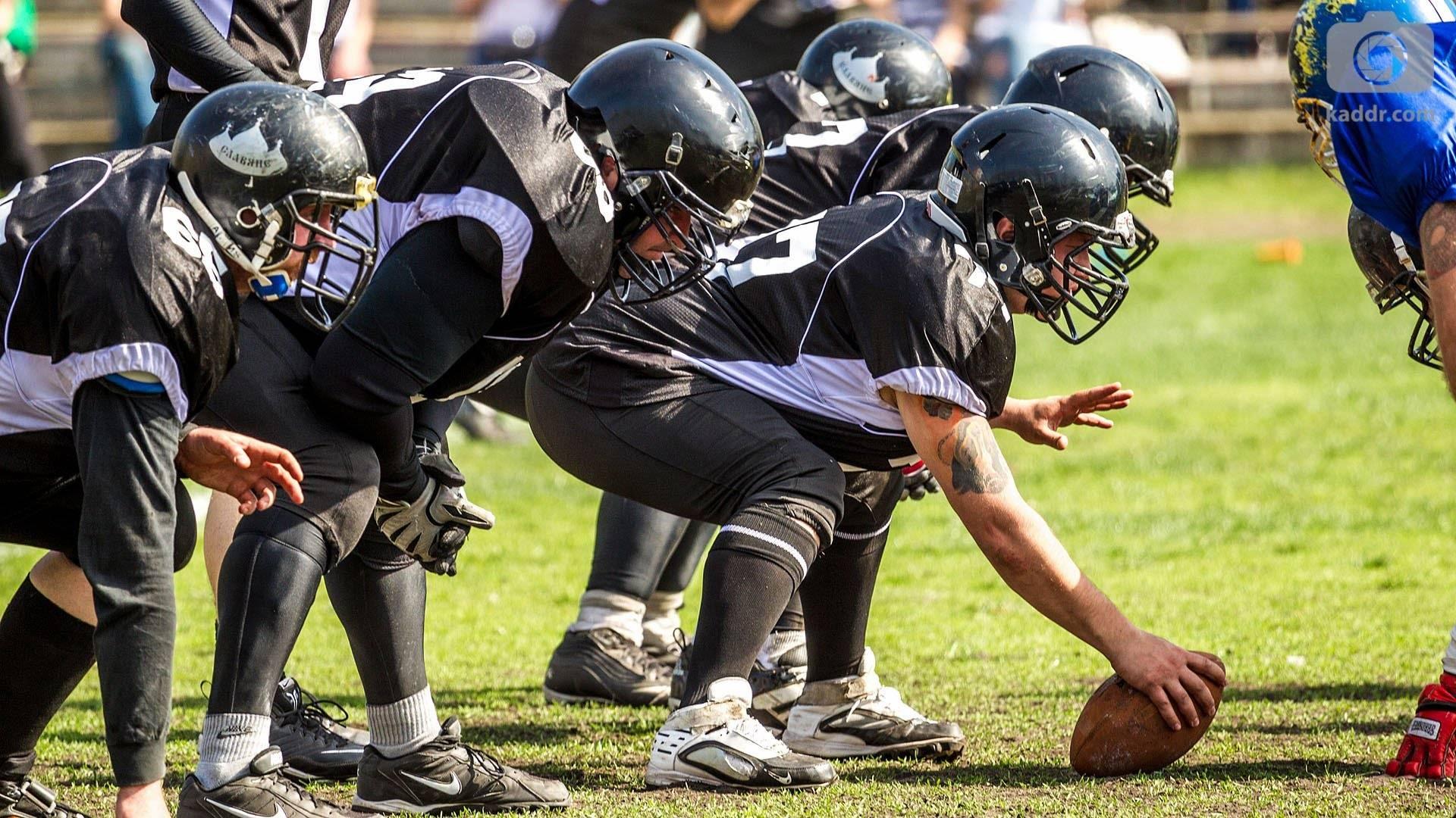 Американский футбол как хобби и увлечение