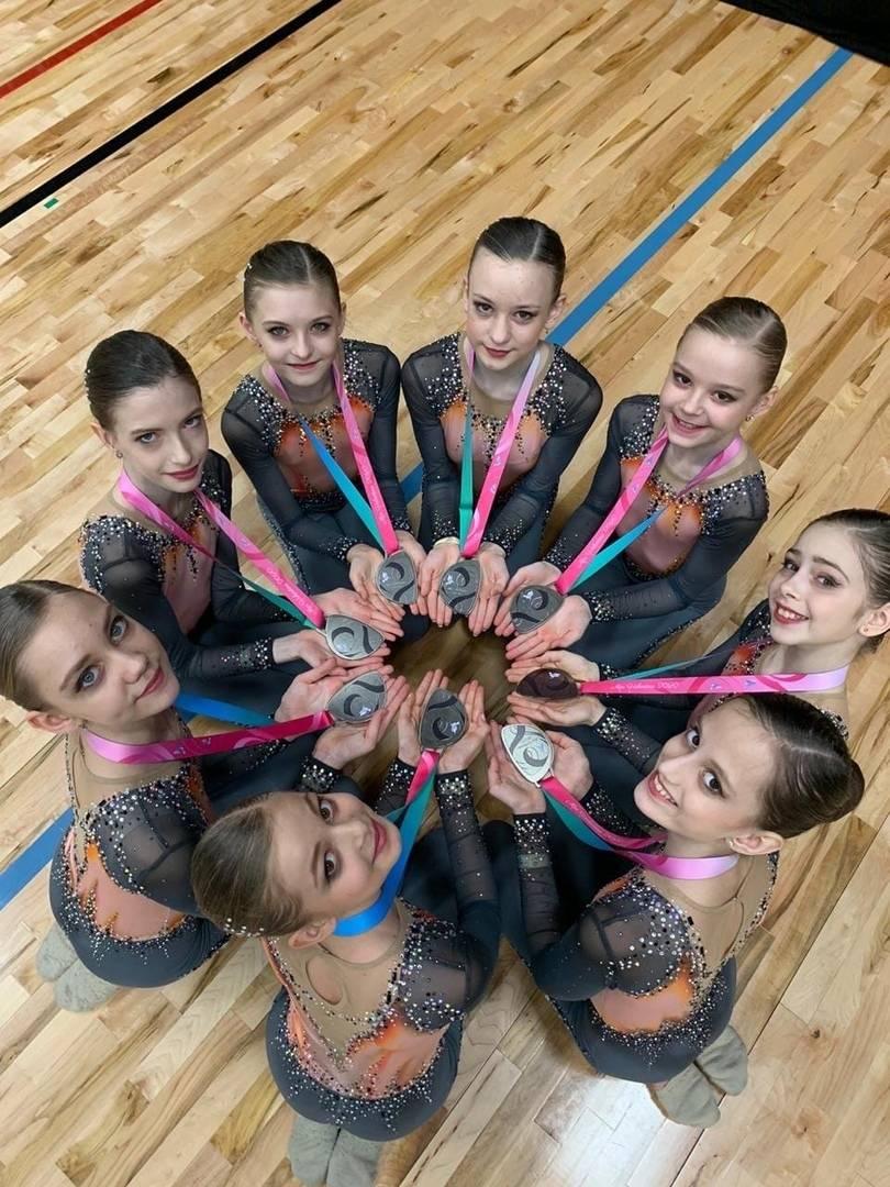 Виды гимнастики | федерация спортивной гимнастики оренбургской области