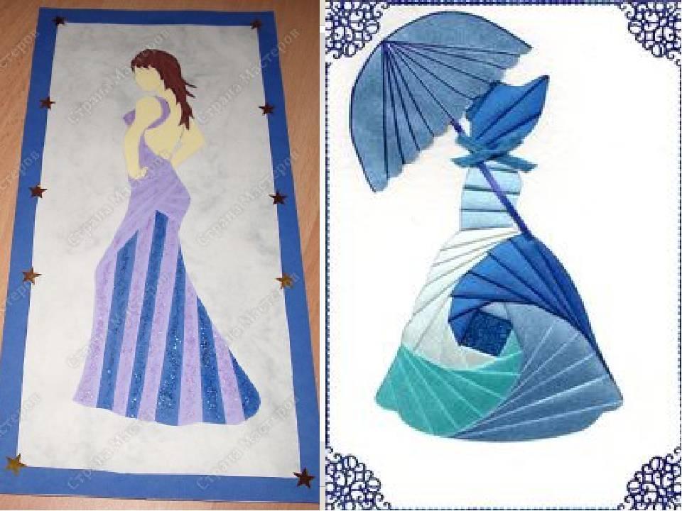 Особенности айрис фолдинг: шаблоны и мастер-классы для начинающих, складывание из бумаги, лент и ткани