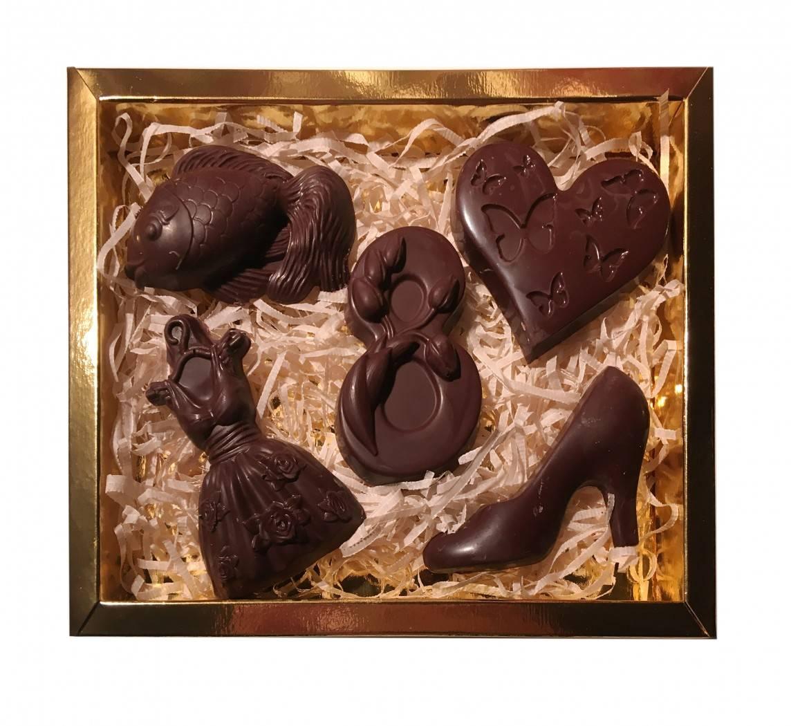 Шоколадные фигурки как хобби и увлечение