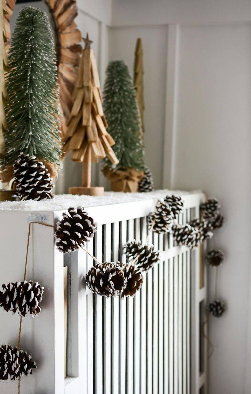 Новогодние украшения для дома своими руками. фото, мастер-классы, идеи