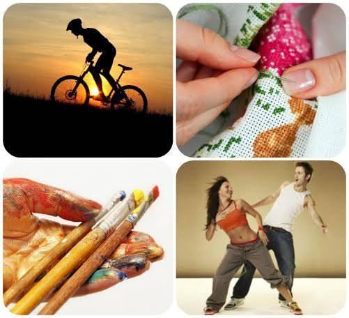 Хобби для женщин: список увлечений
