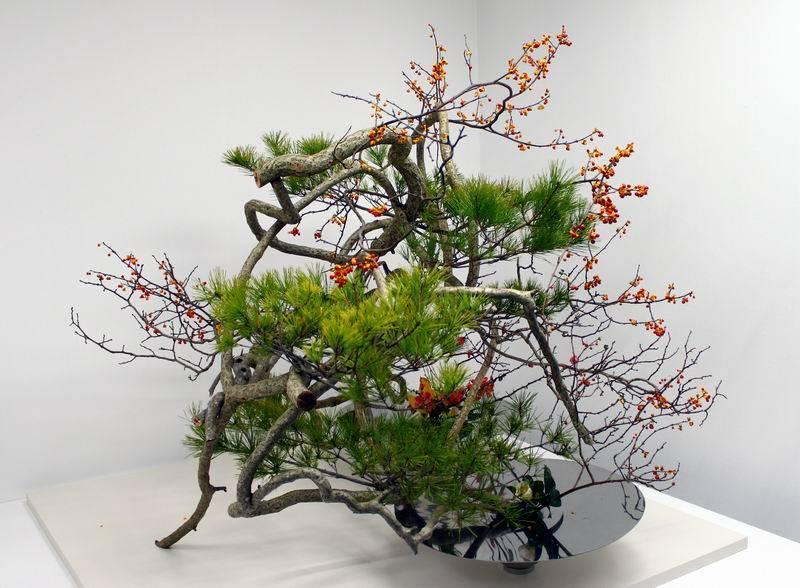 Японское искусство икебана: традиции и современность