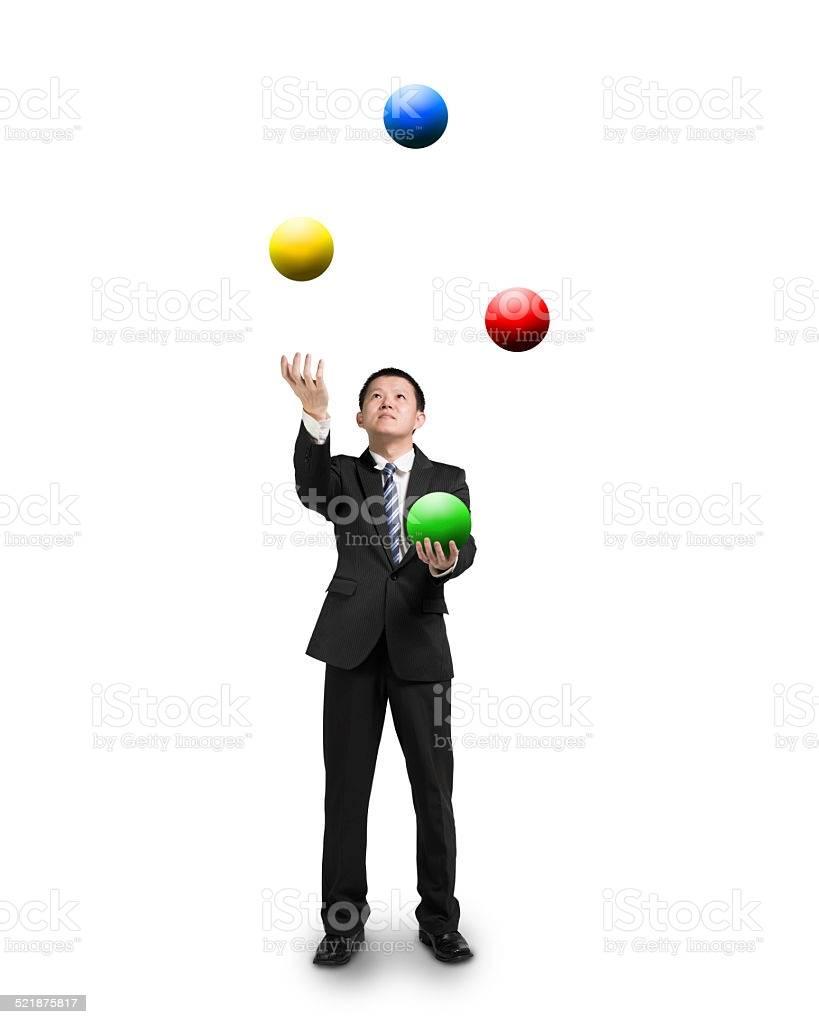 Жонглирование как хобби и увлечение