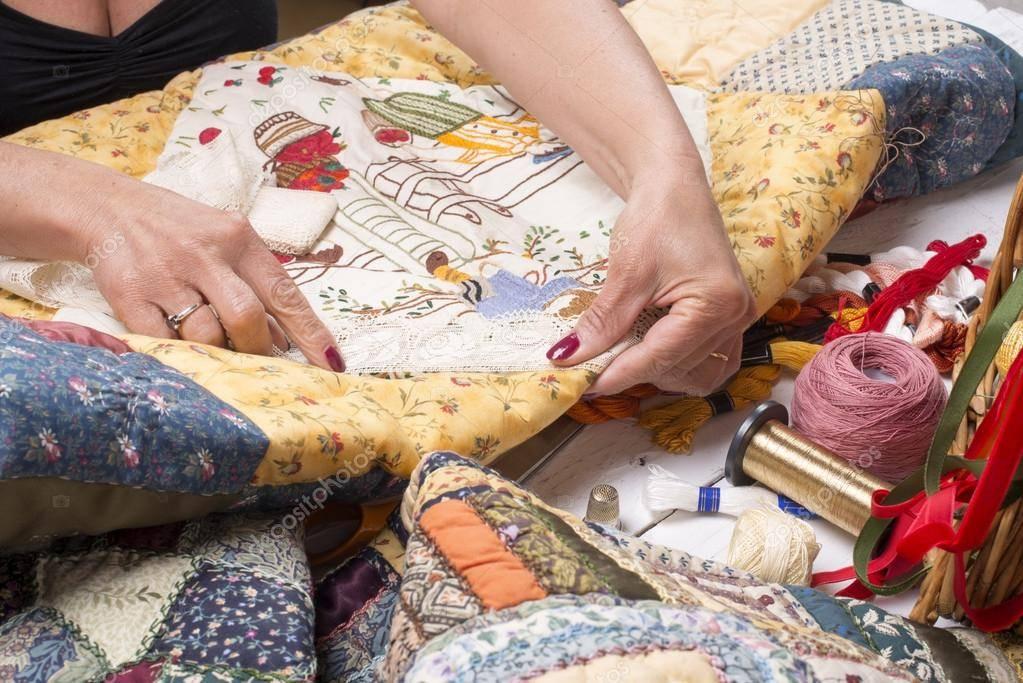 Лоскутное шитье как хобби и увлечение