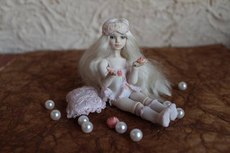 Шарнирные куклы бжд