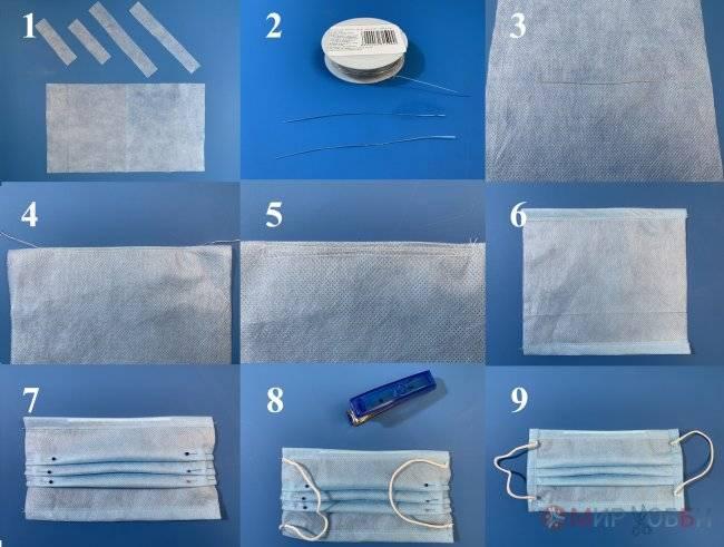 Все про медицинские маски - можно ли их стирать, и какие лучше защищают от коронавируса | университетская клиника