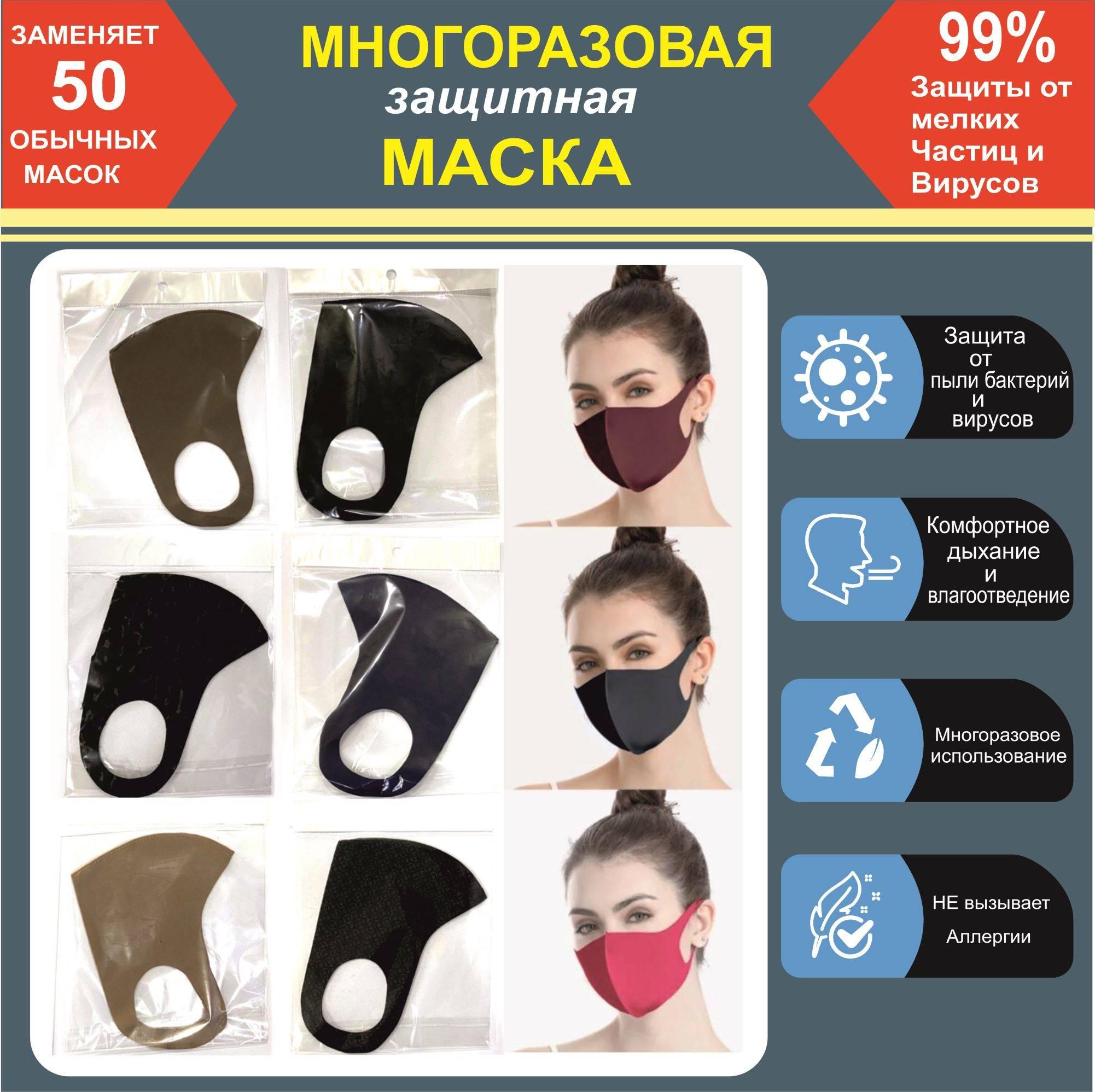 Все про медицинские маски – можно ли их стирать, и какие лучше защищают от коронавируса