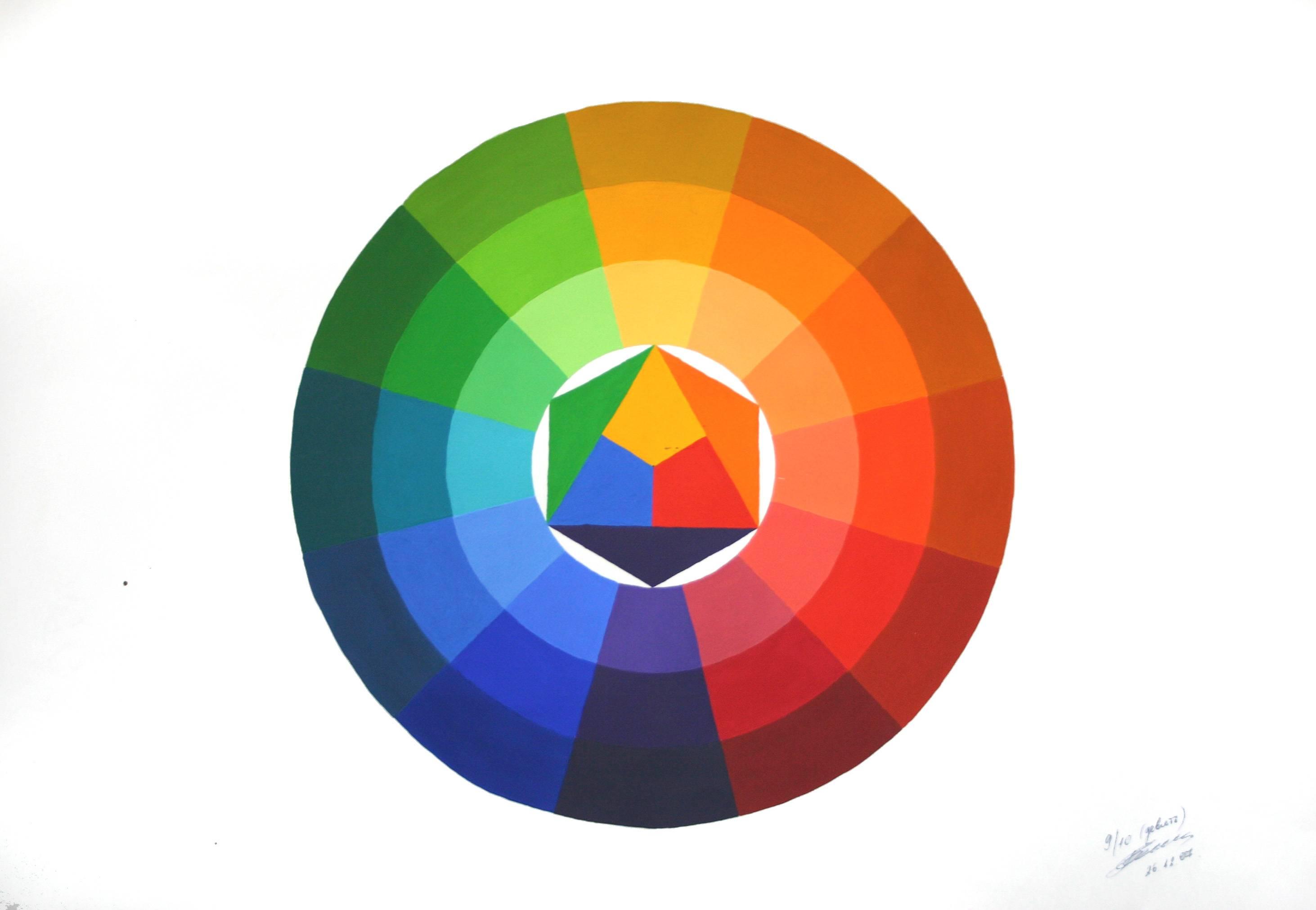 Solla.site колористика, цвет, психология восприятия цвета