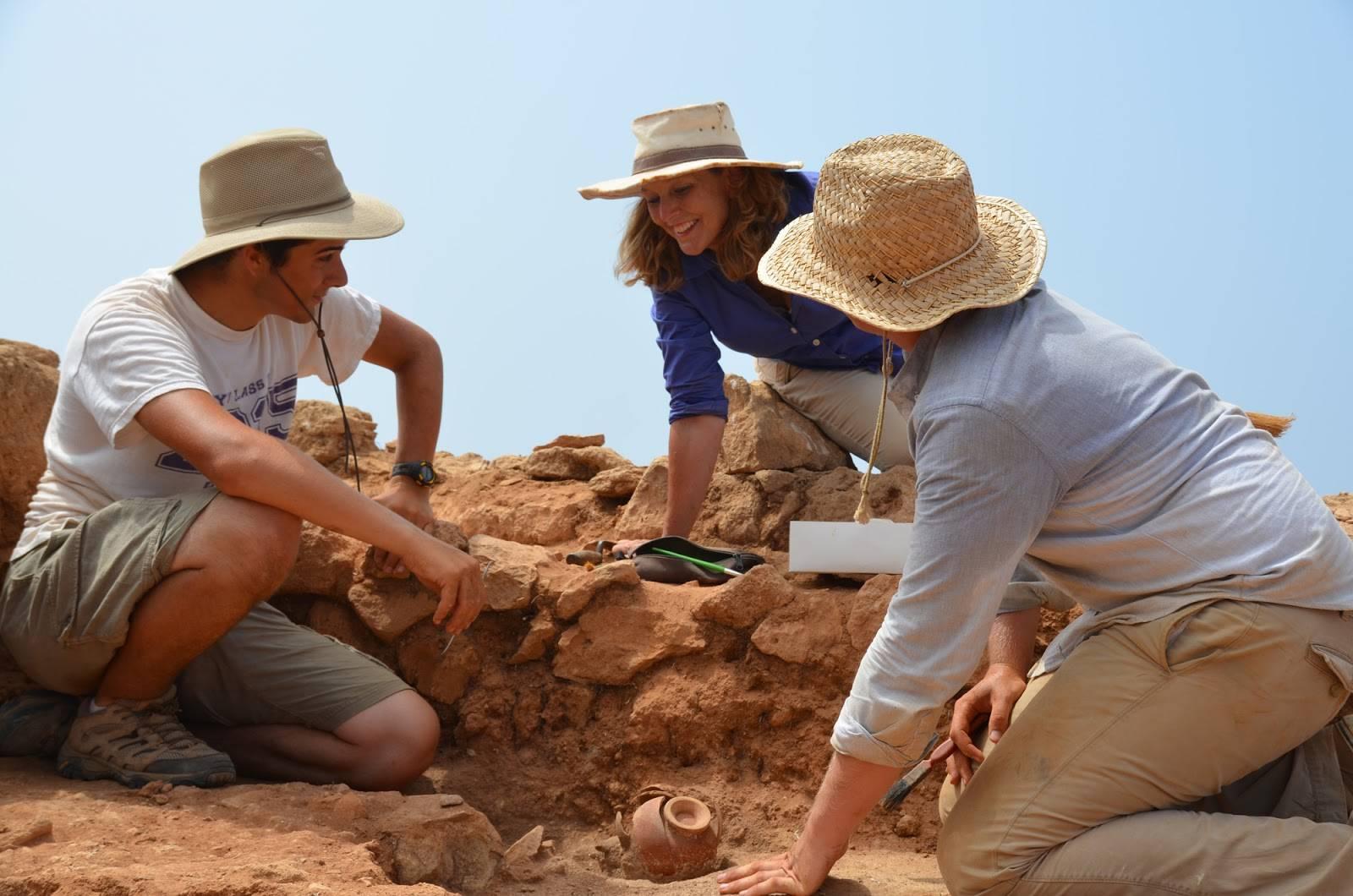 Археология как хобби и увлечение