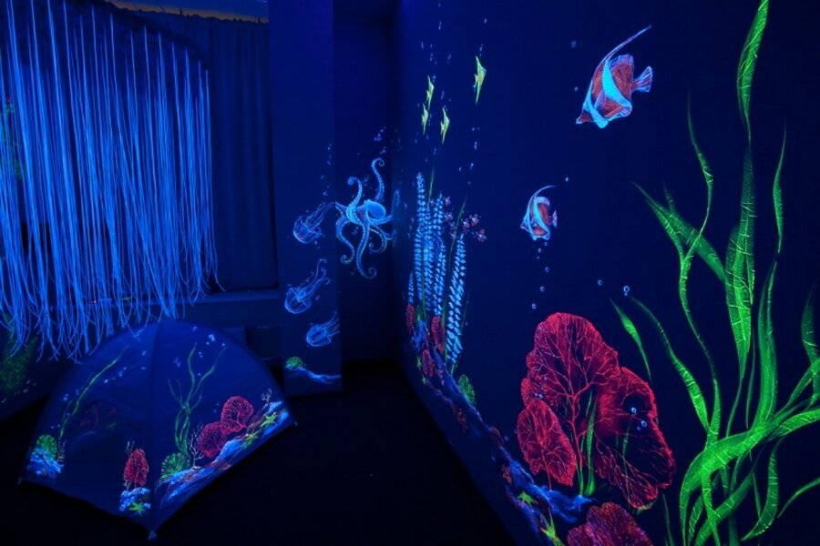Роспись стен акриловыми красками: преимущества акрила, подготовка поверхности и технология нанесения | в мире краски