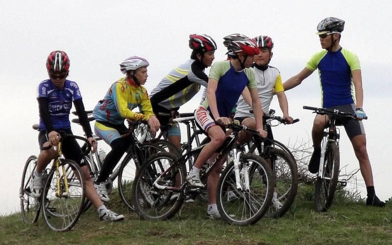Велосипедный спорт что это: что за спорт, для детей, википедия, такое