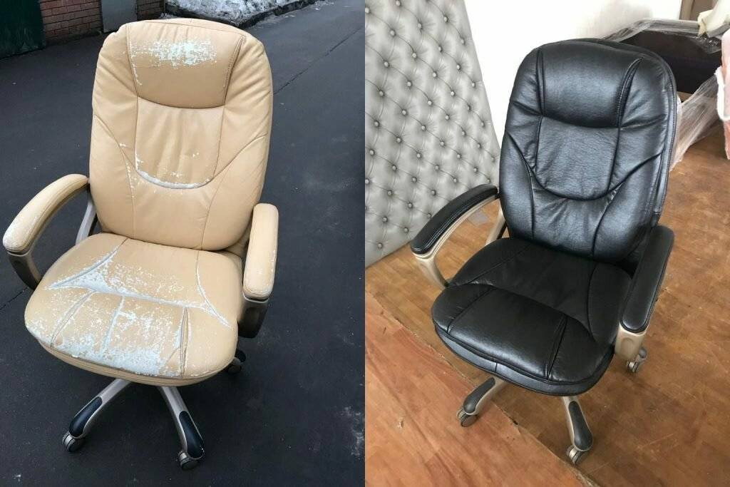 Делаем ремонт офисного кресла своими руками - инструкция с фото и видео