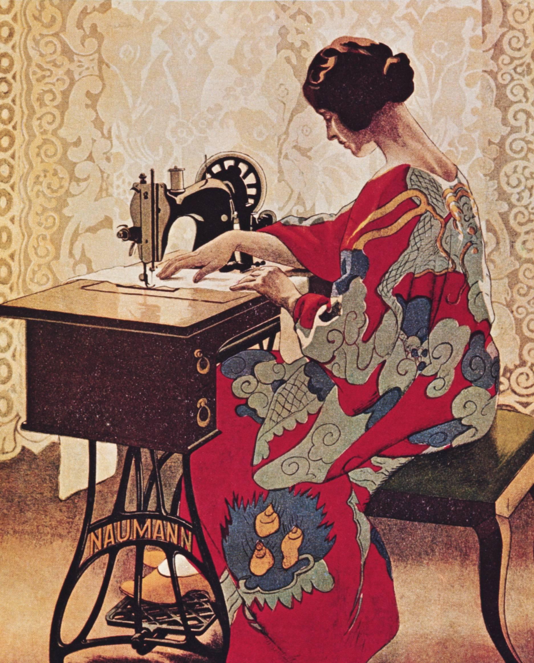 Древнее искусство кроя и шитья