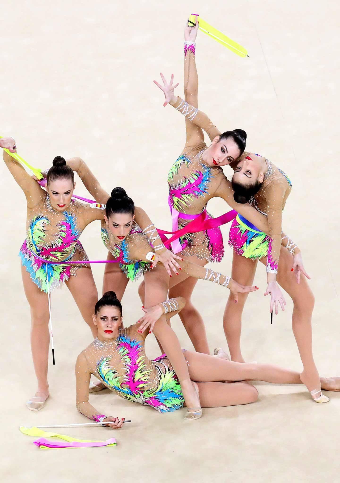 Что такое эстетическая гимнастика: в чем отличия от художественной?