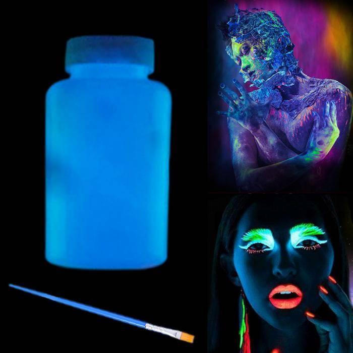 Флуоресцентные краски: состав, особенности, применение