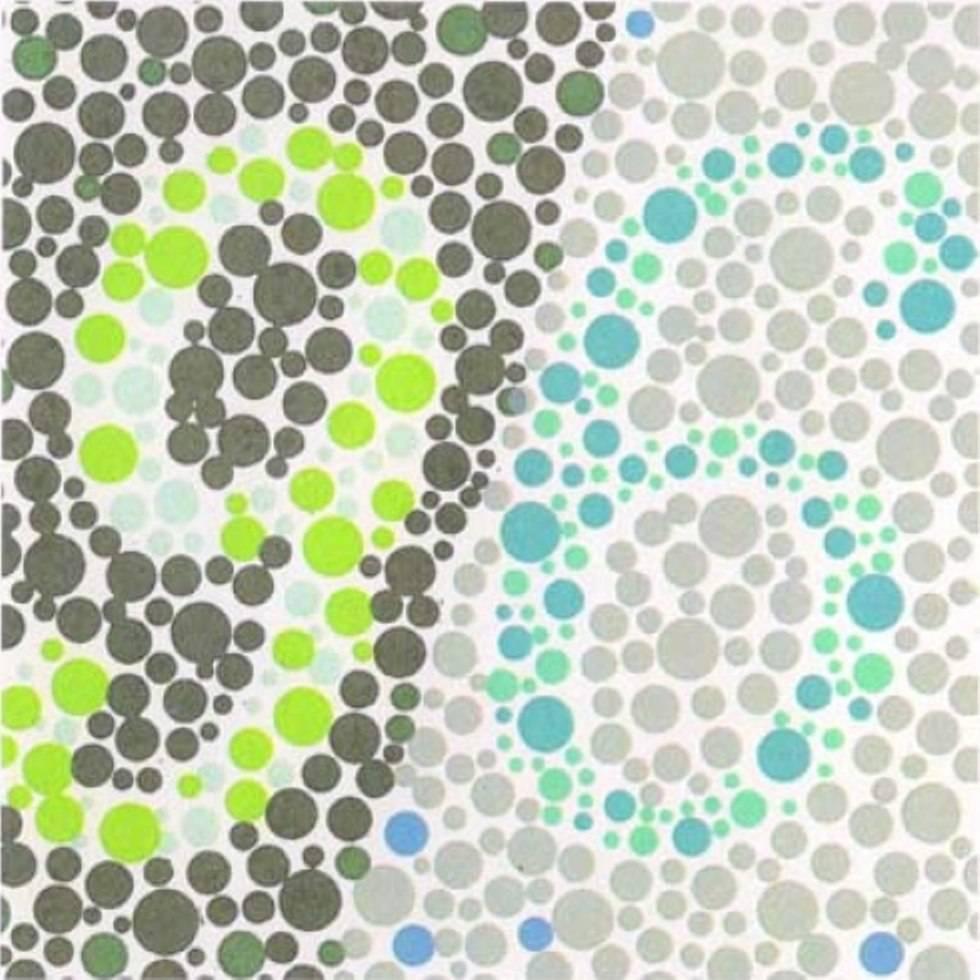 """Тест на дальтонизм: если вы не видите цифру """"9"""" на картинках, то не можете управлять автомобилем :: инфониак"""