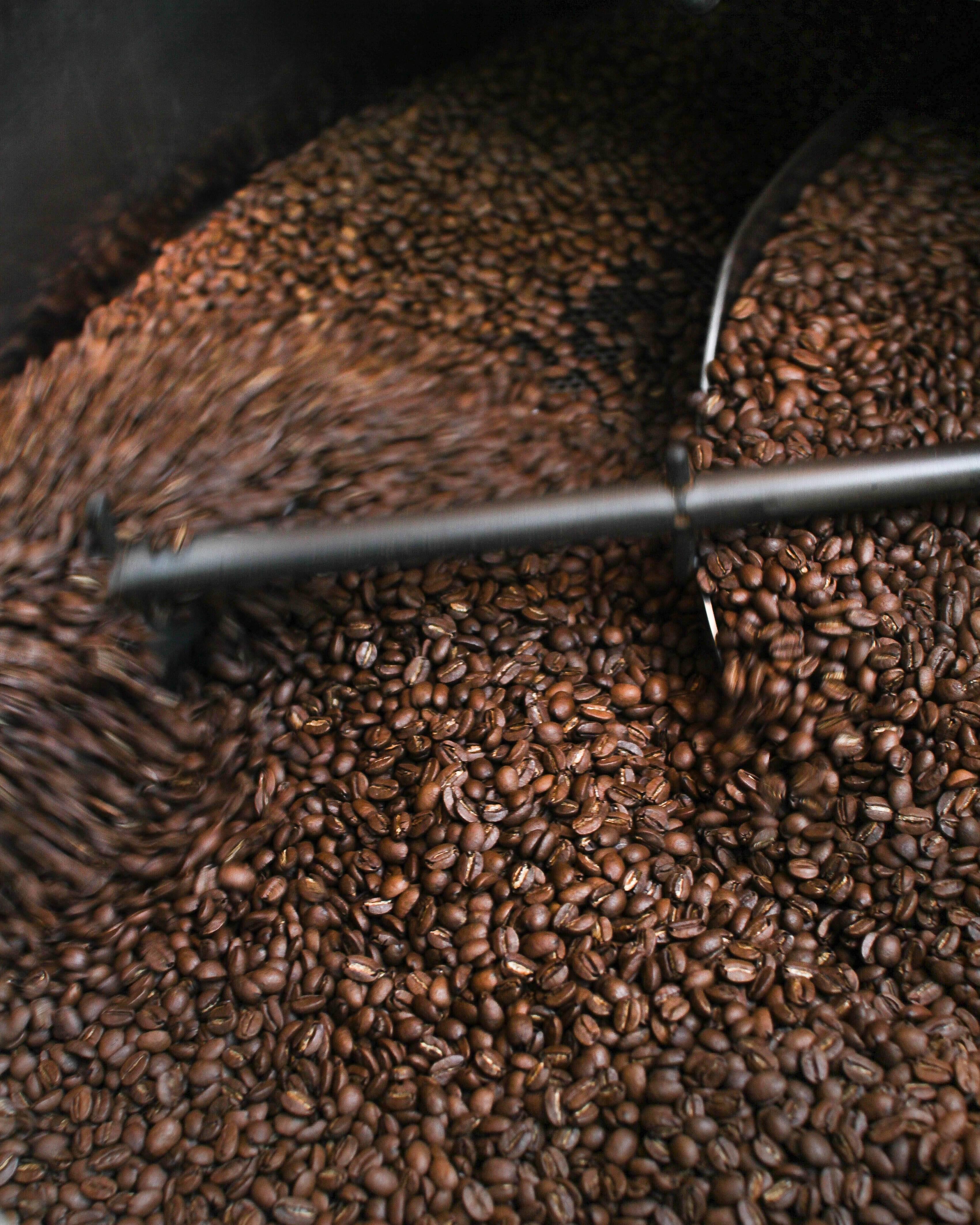 Обжарка кофе. что такое степень обжарки кофе.