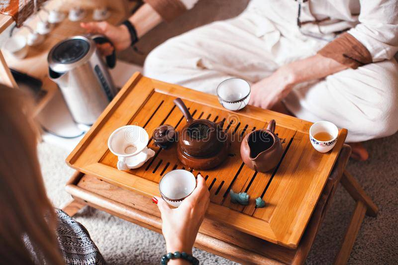 Тонкости чайного ритуала: как чай возвышает сознание