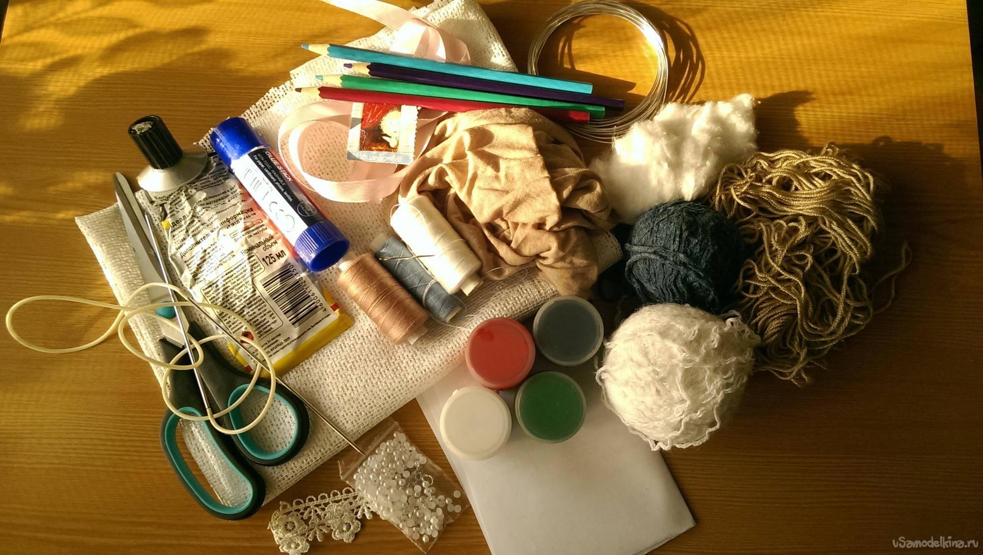 Учимся самостоятельной кройке и шитью