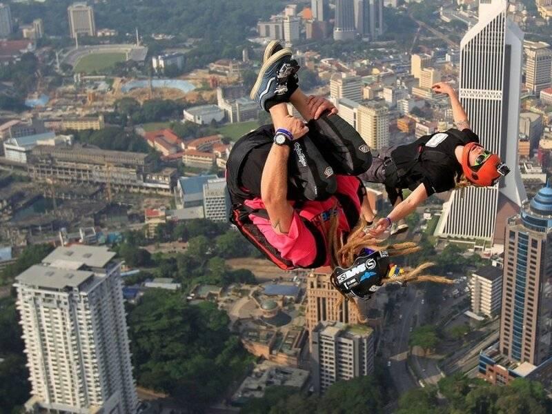 Экстрим на грани здравого смысла: топ-7 самых опасных увлечений
