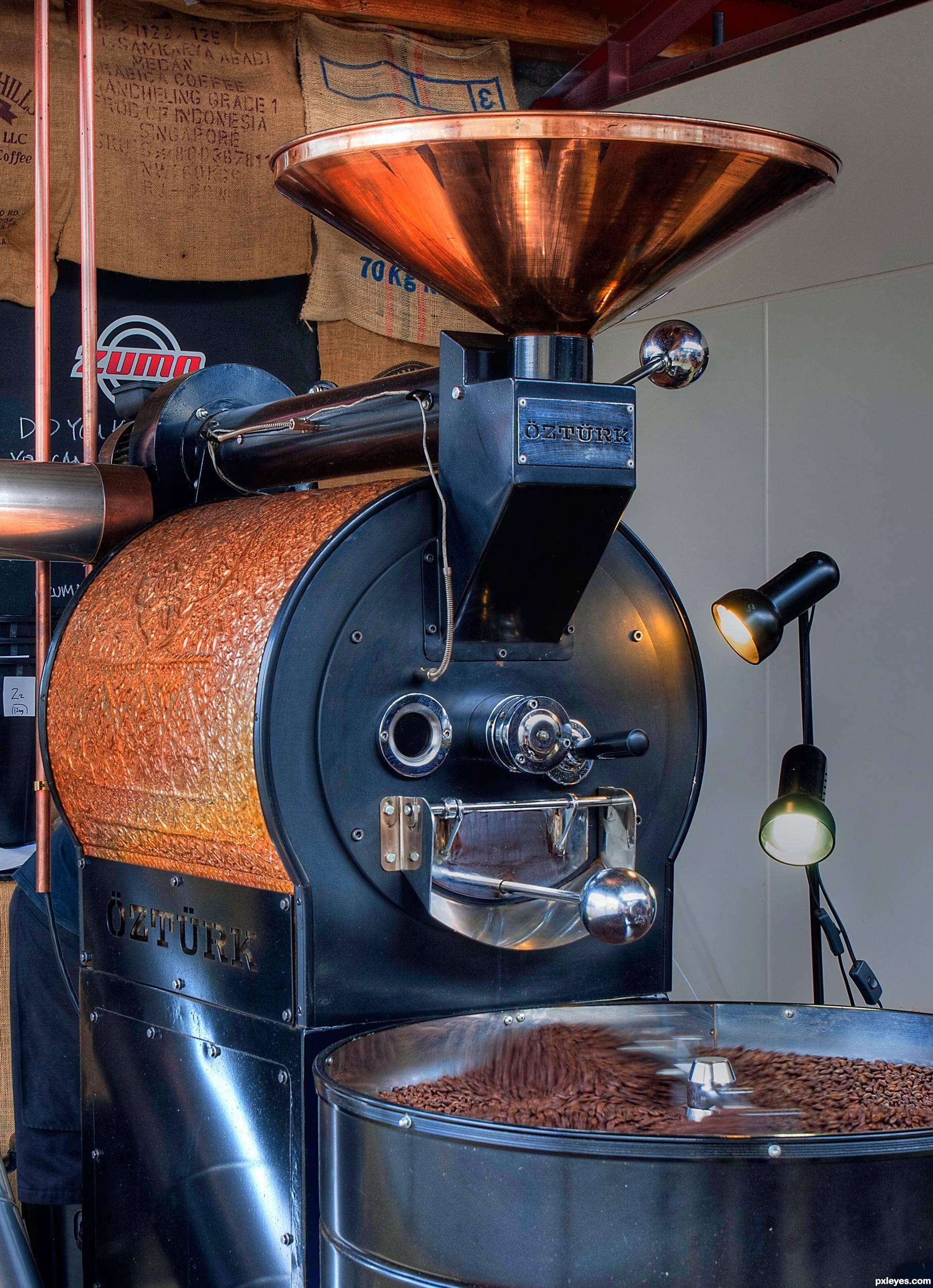 Обжарка кофе: виды, степень обжарки и влияние на вкус кофе