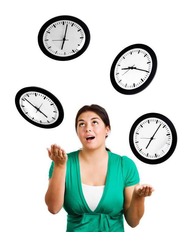 5способов освободить время для хобби