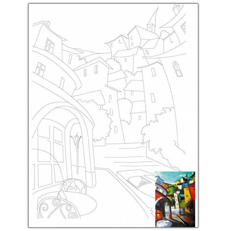 Программа «раскраска»: инструкция по быстрому созданию картины по номерам из любого фото | крестик