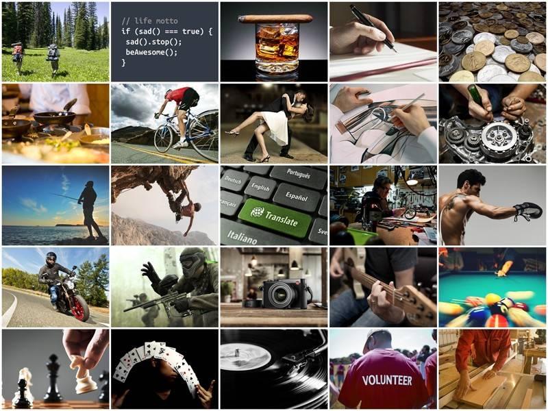 Ваши увлечения и хобби в резюме: примеры интересов