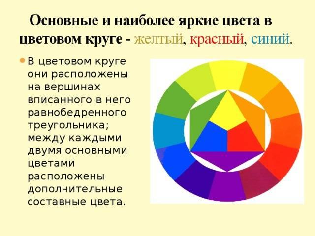 Колористика в макияже. колористика: цветовой круг. | макияж лица