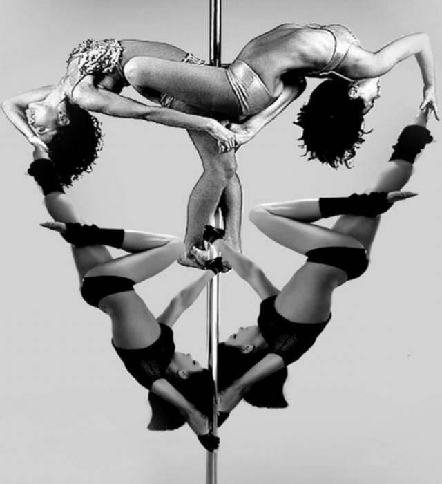 Танцы на шесте, как называются, история появления, уровни, обучение