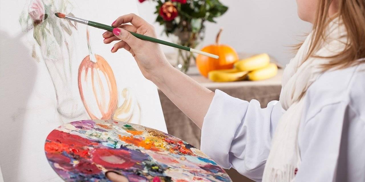 Алмазная живопись как хобби и увлечение