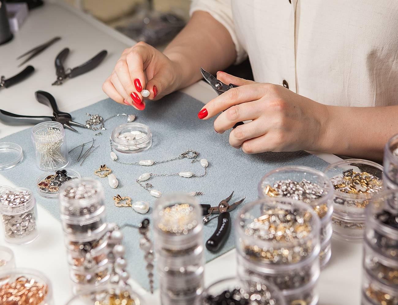 Создание ювелирных изделий как хобби