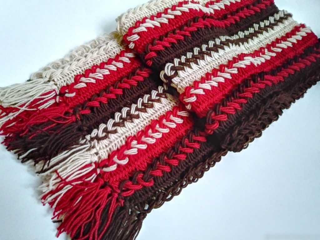 Шарф спицами - как связать для начинающих (схемы,фото,видео,описания) - вязаные шарфы