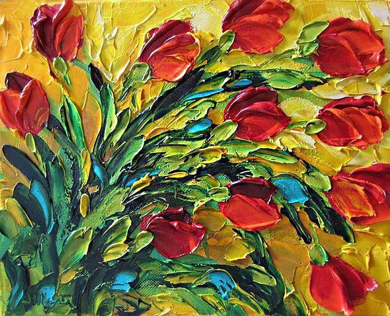 Как рисовать масляными красками: пособие для начинающих | art life виктории латка