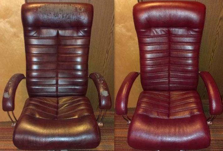 Как перетянуть старое кресло своими руками – пошаговая инструкция с фото