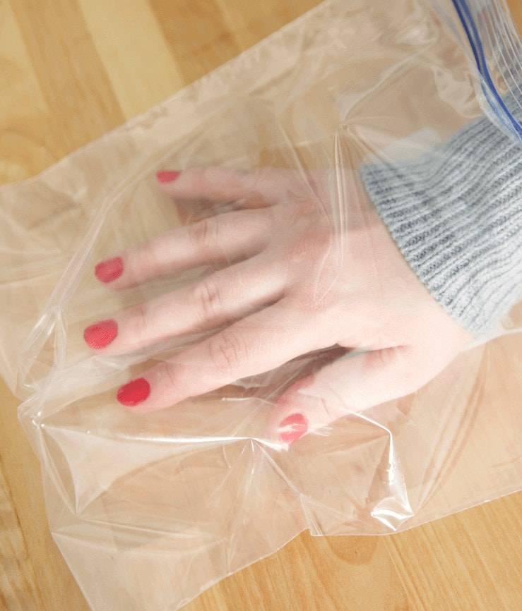 Как сделать одноразовые перчатки для защиты от вирусов