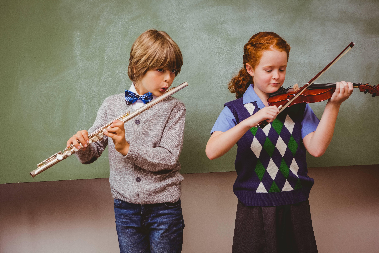 Игра на музыкальных инструментах как хобби и увлечение