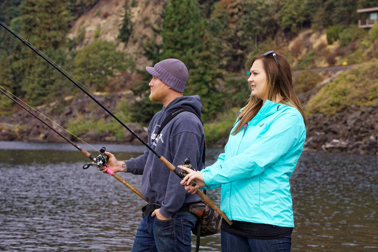 Рыбалка как любимое хобби