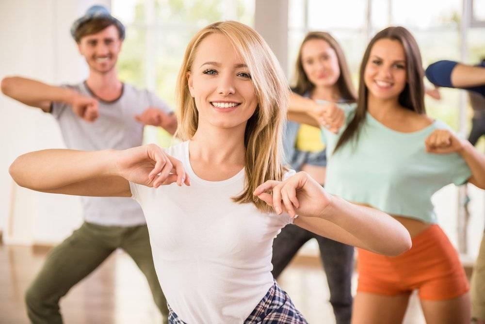 Танцы как хобби и увлечение