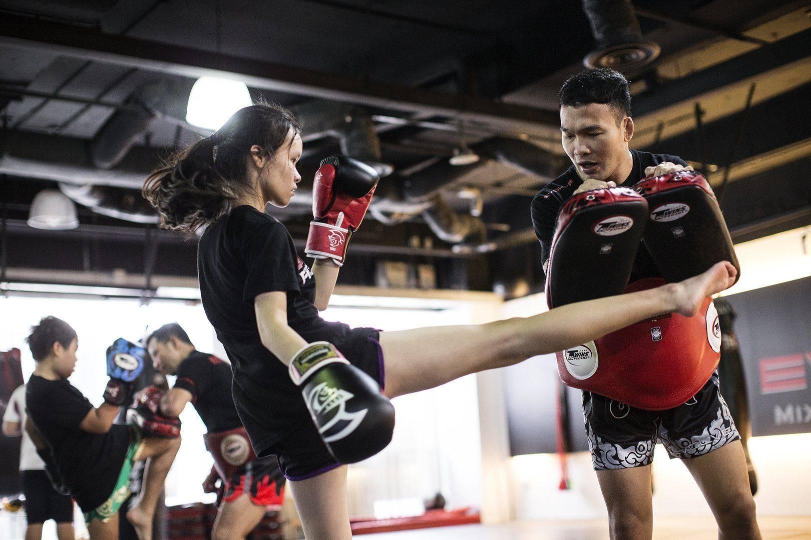 Пот и кровь: сергей бразил из brutto о тайском боксе - новости киева на бж