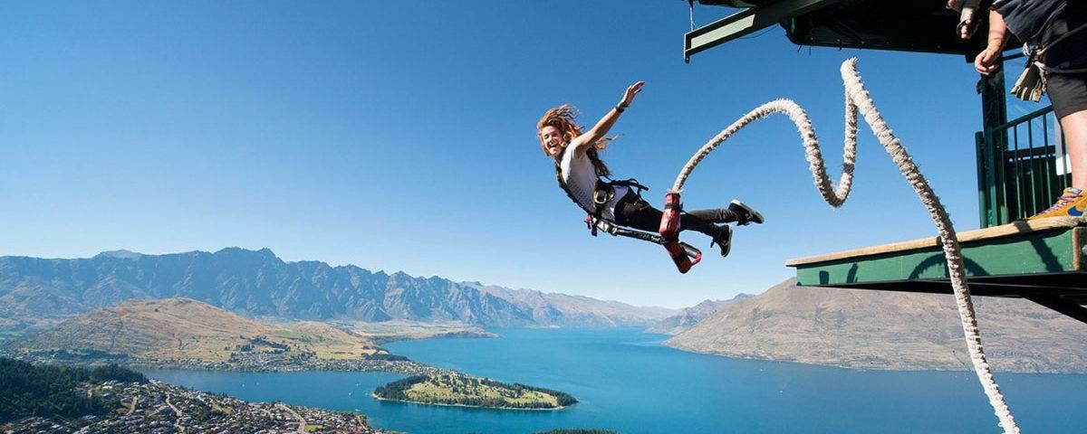 Бизнес на прыжках с веревкой