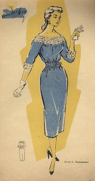 История развития методов кроя одежды