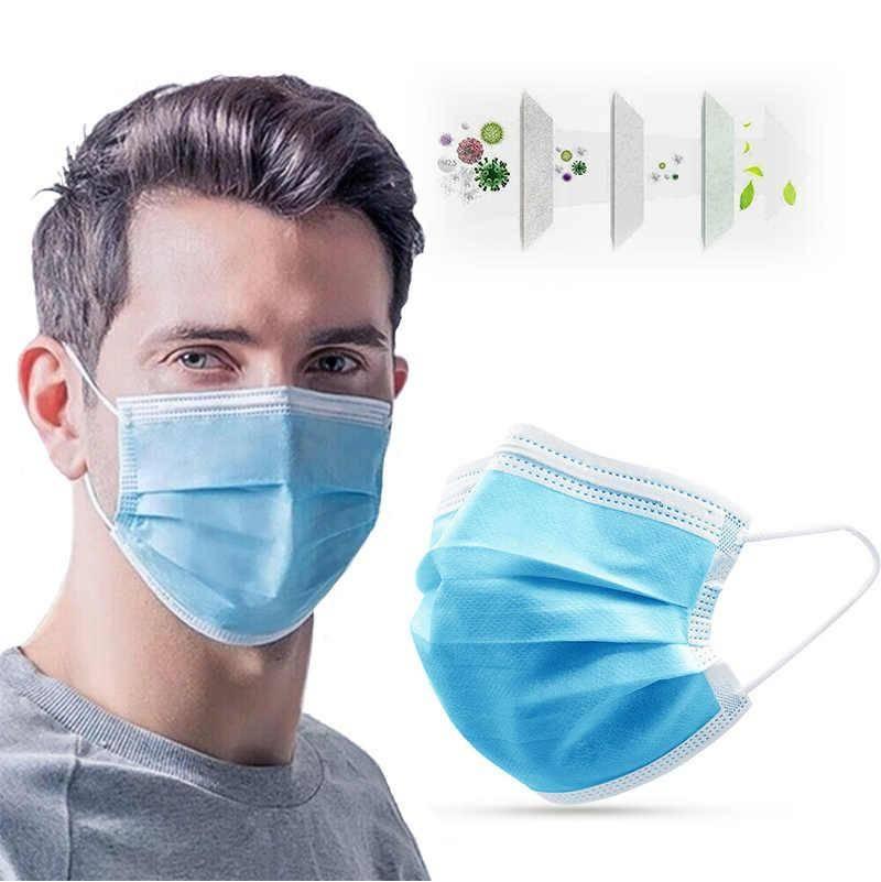 Эффективное обеззараживание многоразовой медицинской маски