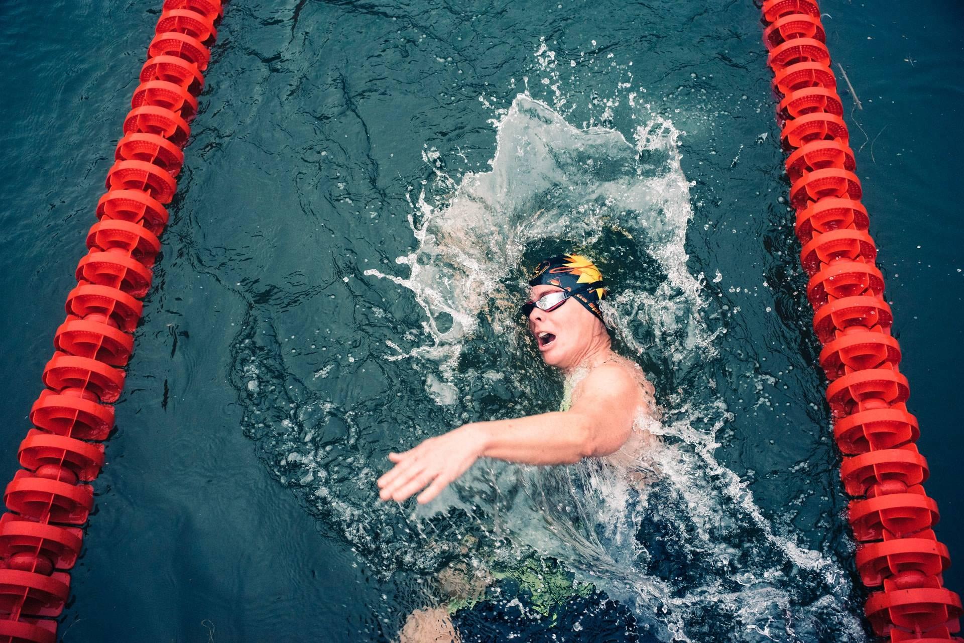 Зимнее плавание как хобби и увлечение
