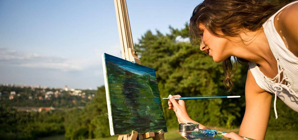 Виды хобби и важность увлечений в жизни женщины
