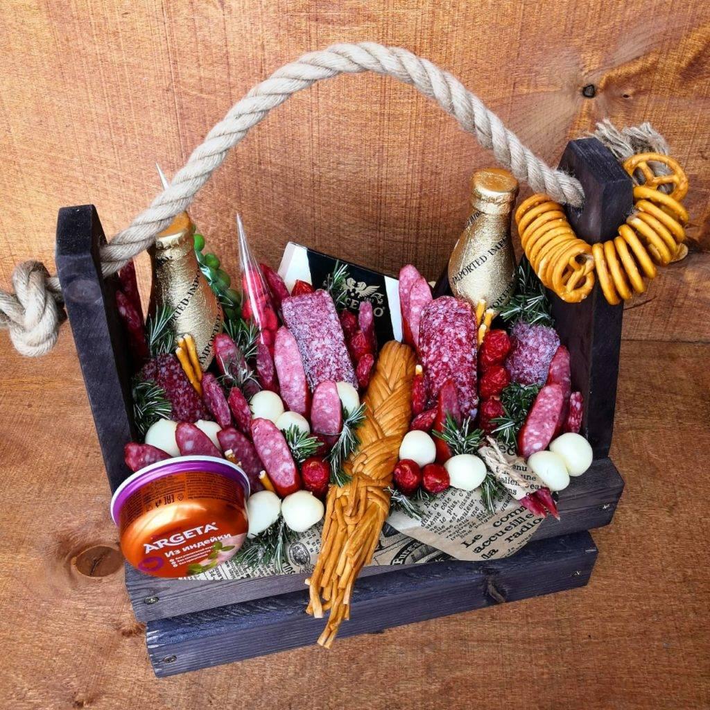 Декоративные поделки из продуктов как хобби и увлечение