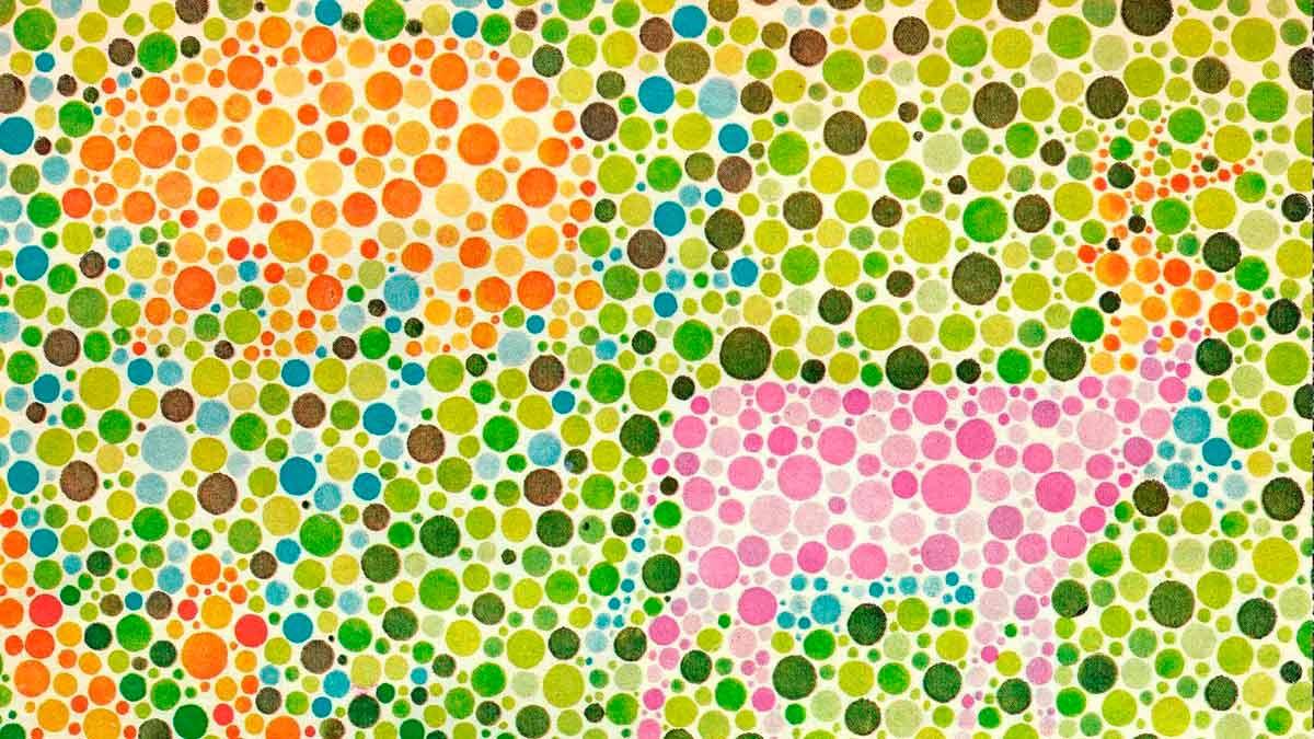 Дальтонизм и цветоощущения – полный тест