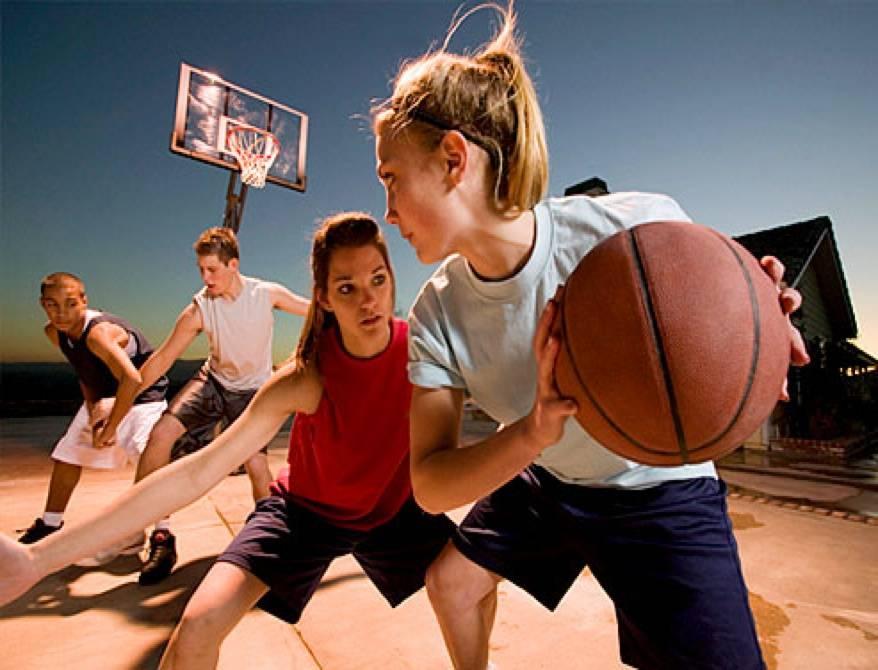 Больше, чем просто игра: чему учит баскетбол